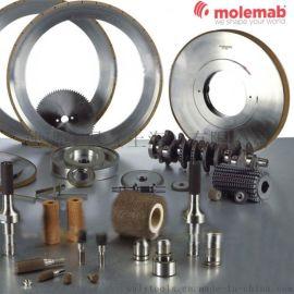 Molemab進口CBN砂輪外圓磨砂輪陶瓷CBN砂輪立方氮化硼砂輪