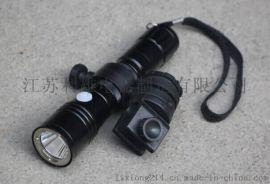 微型防爆手电 防水便携手电筒 便携强光手电筒 三挡可调手电筒