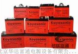 KOYOSONIC蓄电池NP12-6电力系统专用