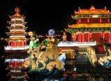 中国彩灯制作-宝塔
