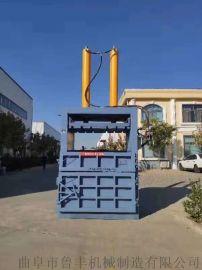 济南废旧塑料立式液压打包机质量