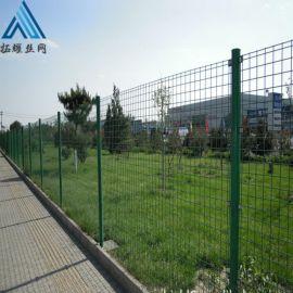 双边护栏隔离栅_铁路围栏_双边丝护栏网厂家