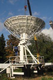 7.3米卫星通信固定站天线