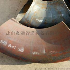 国标弯头1.5D碳钢弯头河北鑫涌DN800对焊弯头
