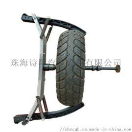 摩托车轮胎动平衡仪 动平衡夹具