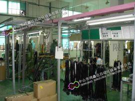 广州汽车线束流水线,家电线束装配线,电子线束悬挂线