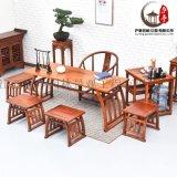 画案书法桌实木中式仿古琴桌茶艺明式简约书桌