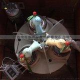 廠家供應小型粉碎機瑪瑙研磨機 實驗三頭研磨機