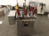 10KV线路维修ZW8-12更换高压真空断路器