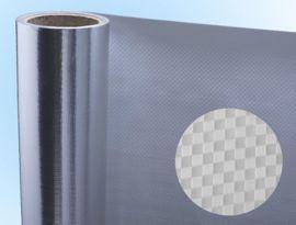 供应**铝箔编织布 编织布铝箔隔热保温材料