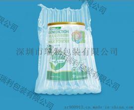 奶粉充气袋物流运输防震防摔