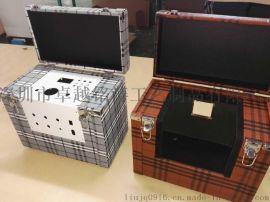 皮箱 美容仪器机箱 皮盒