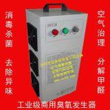 【勝亞】商用12g臭氧發生器移動式工業臭氧機食品車間空氣消毒