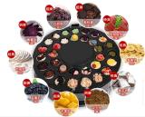 紅豆餅機廠家|專用紅豆餅粉 免費現場培訓送配方