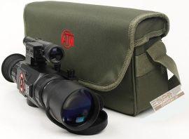 现货ATN X-sight HD 3-12x白夜通用 智能高清红外数码夜视瞄打猎
