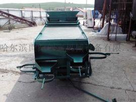 黑龙江哈尔滨5XFZ-5小型黄豆筛子 大豆筛选机