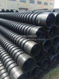 河北厂家现货供应HDPE缠绕结构壁B型管,克拉管