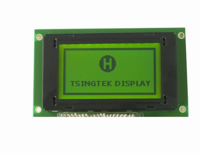 LCD液晶模块 KS0108芯片