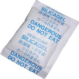 现货供应集装箱硅胶干燥剂 防潮珠 货柜用干燥剂