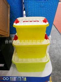 PP塑料箱模具 PET脸盆模具