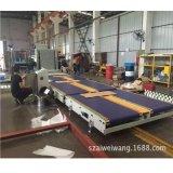 厂家供应运输线PVC皮带输送线流水线链板式输送线爬坡线工厂定制