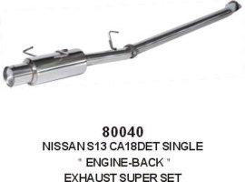 不锈钢排气管(80040)