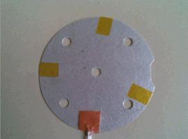 廠家直銷-雲母電熱片