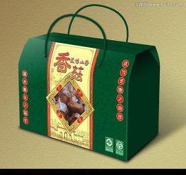 漯河销售纸箱包装厂果炭烤鸭礼品包装和白卡纸手提袋印刷设计