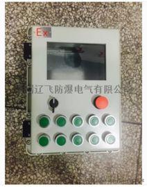 碳钢焊接带观察窗防爆仪表箱