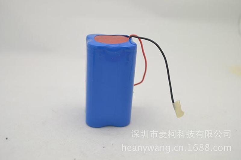 2并2串18650电池组/7.4V4000mAh/音响/电动工具/电动玩具专用