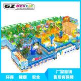贝斯乐儿童乐园品质保证 淘气堡游乐设备 儿童主题乐园厂家直销