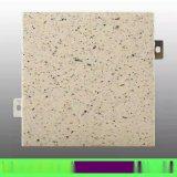 石紋鋁單板,熱轉印大理石紋鋁板,弧形鋁單板