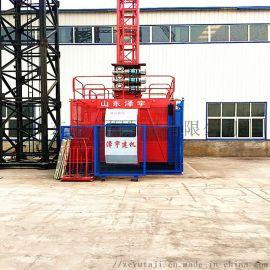 山东泽宇建筑施工升降机 SC200施工电梯生产厂家