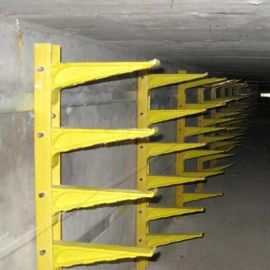 脚手架抗震支架玻璃钢支架质优价廉