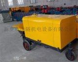 温州市混凝土拖泵图片