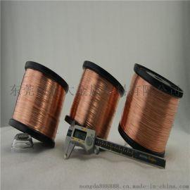供应销售电缆线铜芯 T2紫铜线用途