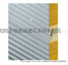 玻璃丝棉夹心板