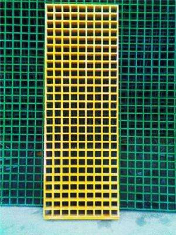 玻璃鋼格柵 拼接格柵 排水溝蓋板便於安裝