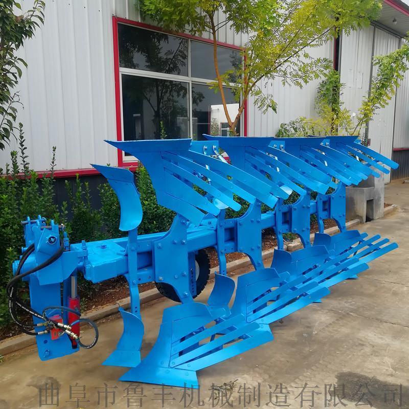 益阳4铧5铧重型农用机械液压翻转犁厂家