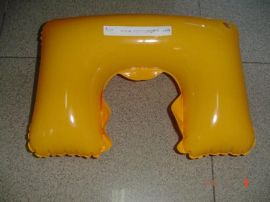 PVC充气枕,充气玩具