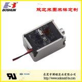 新能源充电枪电磁锁推拉 BS-K0730S-29