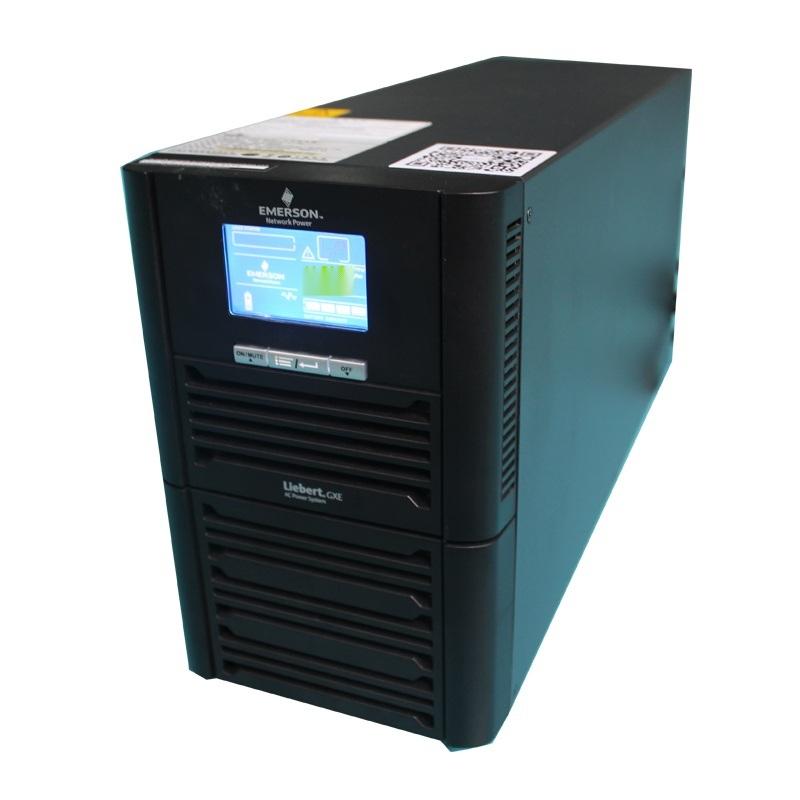 艾默生ups电源3kva负载2400瓦主机