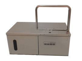 乐昌小型自动捆扎机紧密度高阳春台式捆包机
