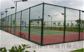 貴州嵌入式籃球場圍網廠家