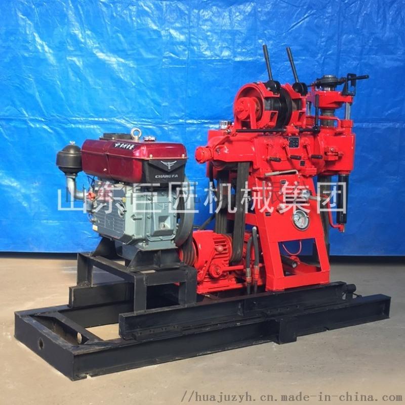 华夏巨匠XY-150液压水井钻机