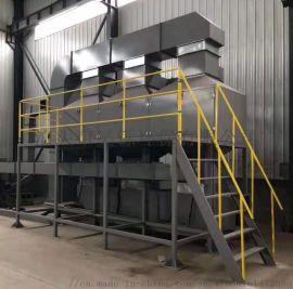 再生颗粒厂  RCO催化燃烧成套设备 厂家