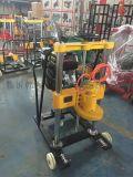 柴油机混凝土钻孔取芯机 水泥路面钻孔机