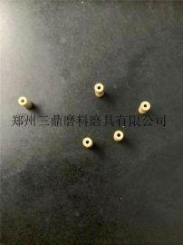 陶瓷金刚石内圆磨砂轮磨PCD/PCBN刀具内孔砂轮