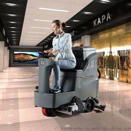 自动扫地车  聊城驾驶式洗地车
