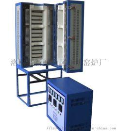 1200度双温区开启式管式炉博莱曼特厂家直供